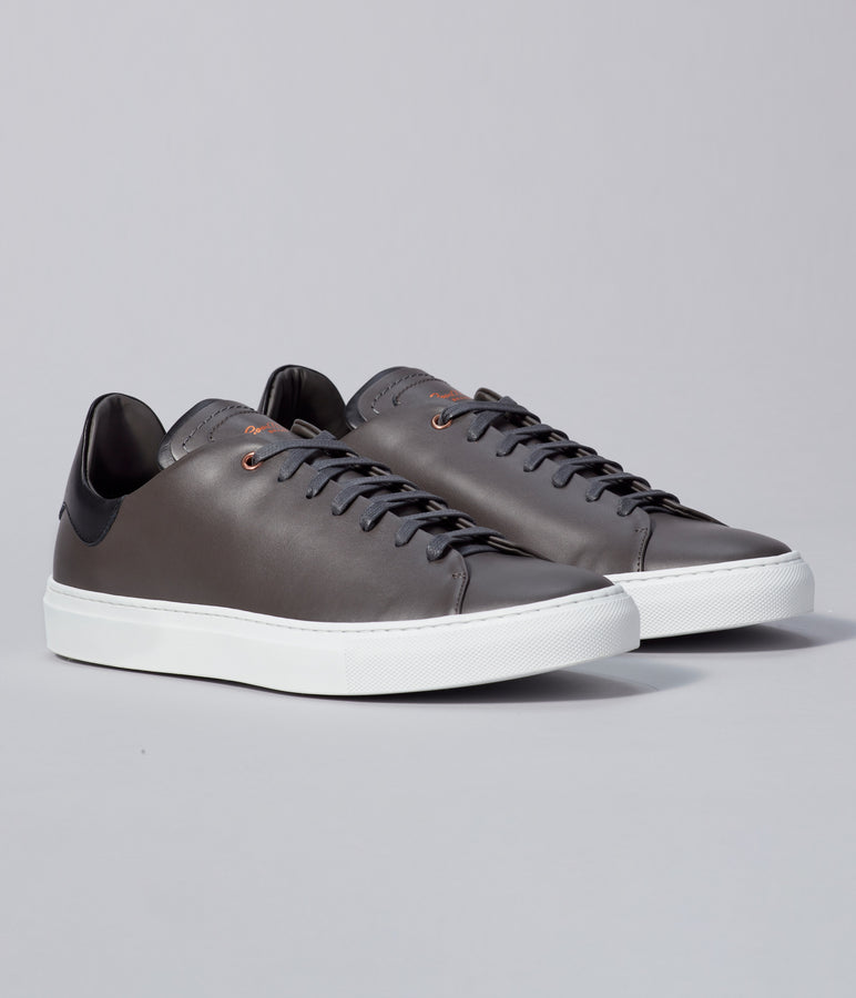 Legend Z Sneaker - Charcoal / Black - Good Man Brand