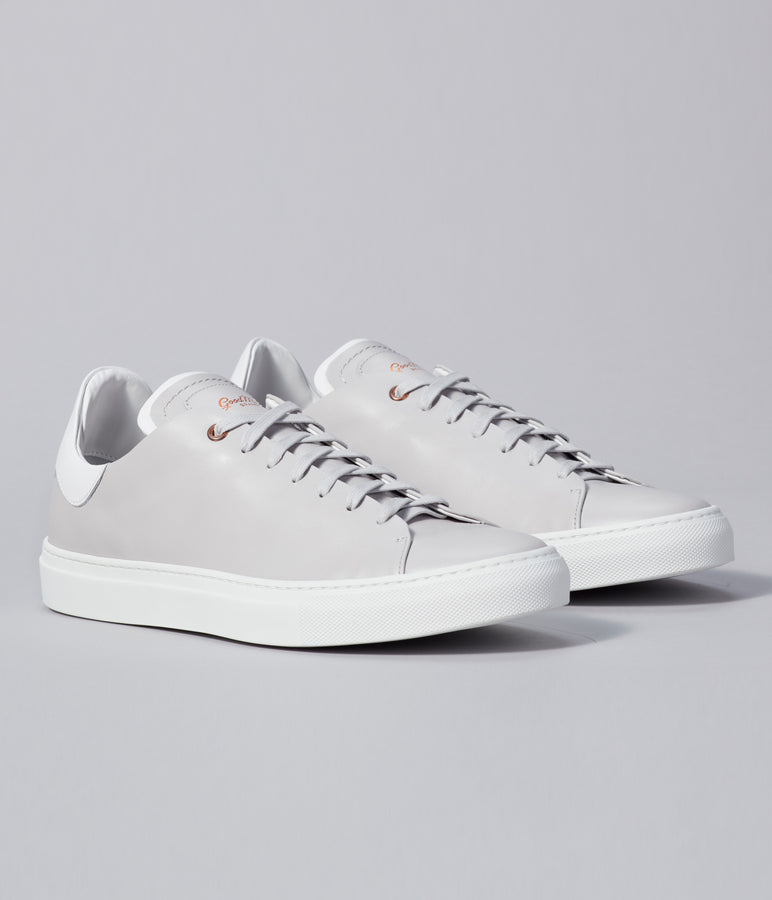 Legend Z Sneaker - Silver / White - Good Man Brand
