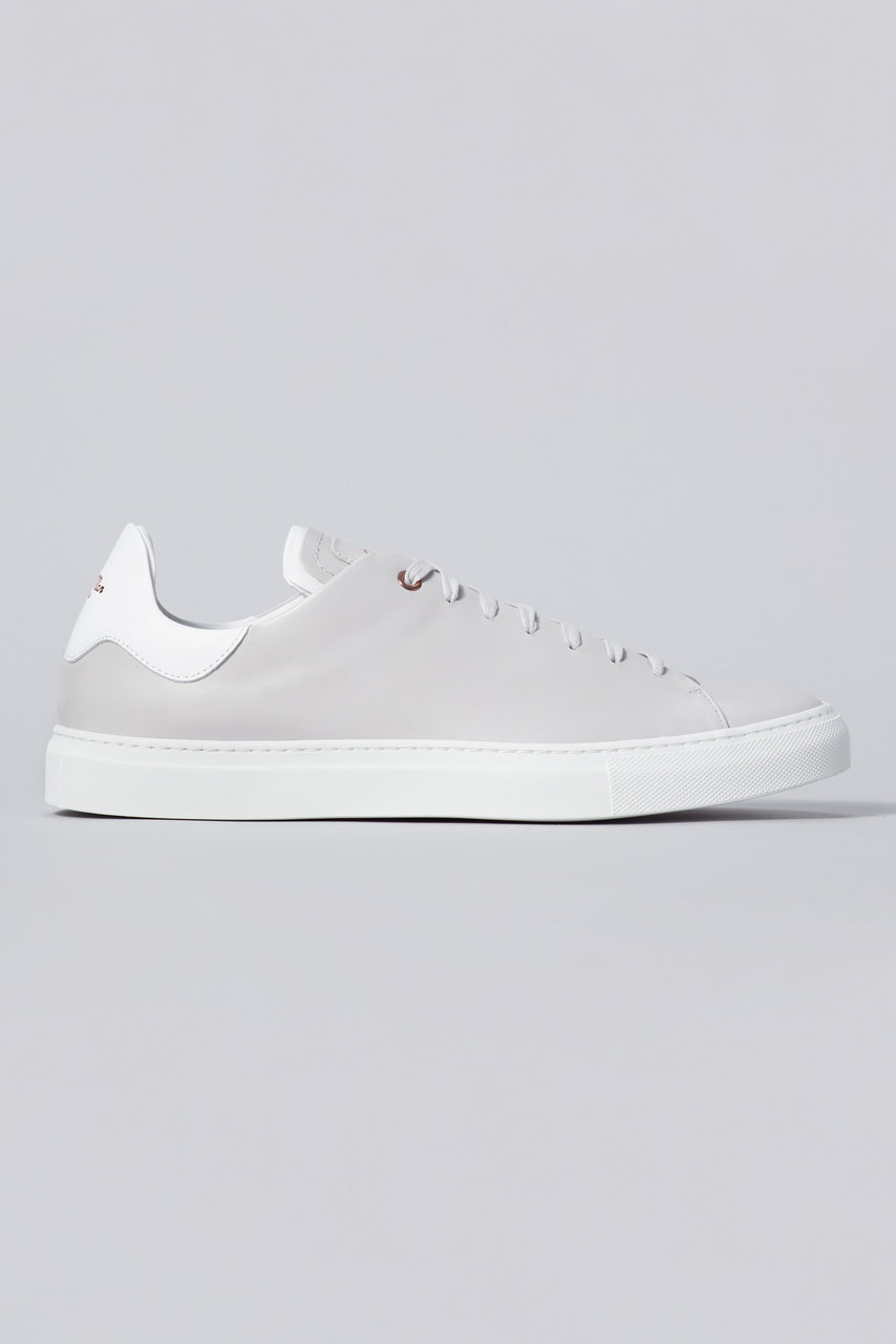 Legend Z Sneaker - Silver / White - Good Man Brand - Legend Z Sneaker - Silver / White