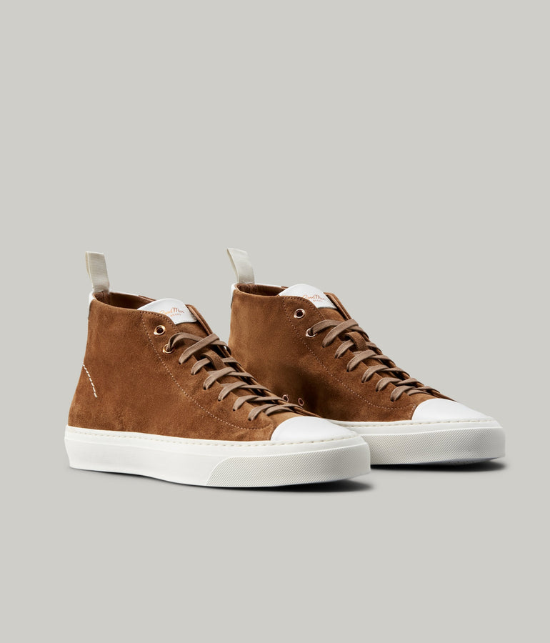 Legacy Hi-Top Sneaker - Snuff - Good Man Brand