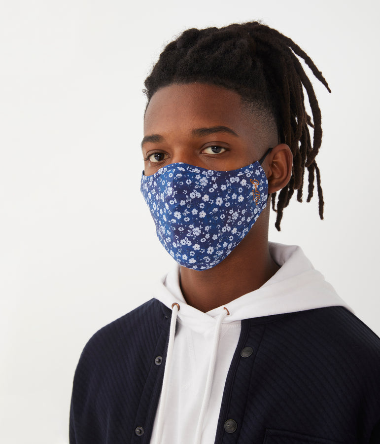 MVP Mask - Blue Soho Daisy - Good Man Brand