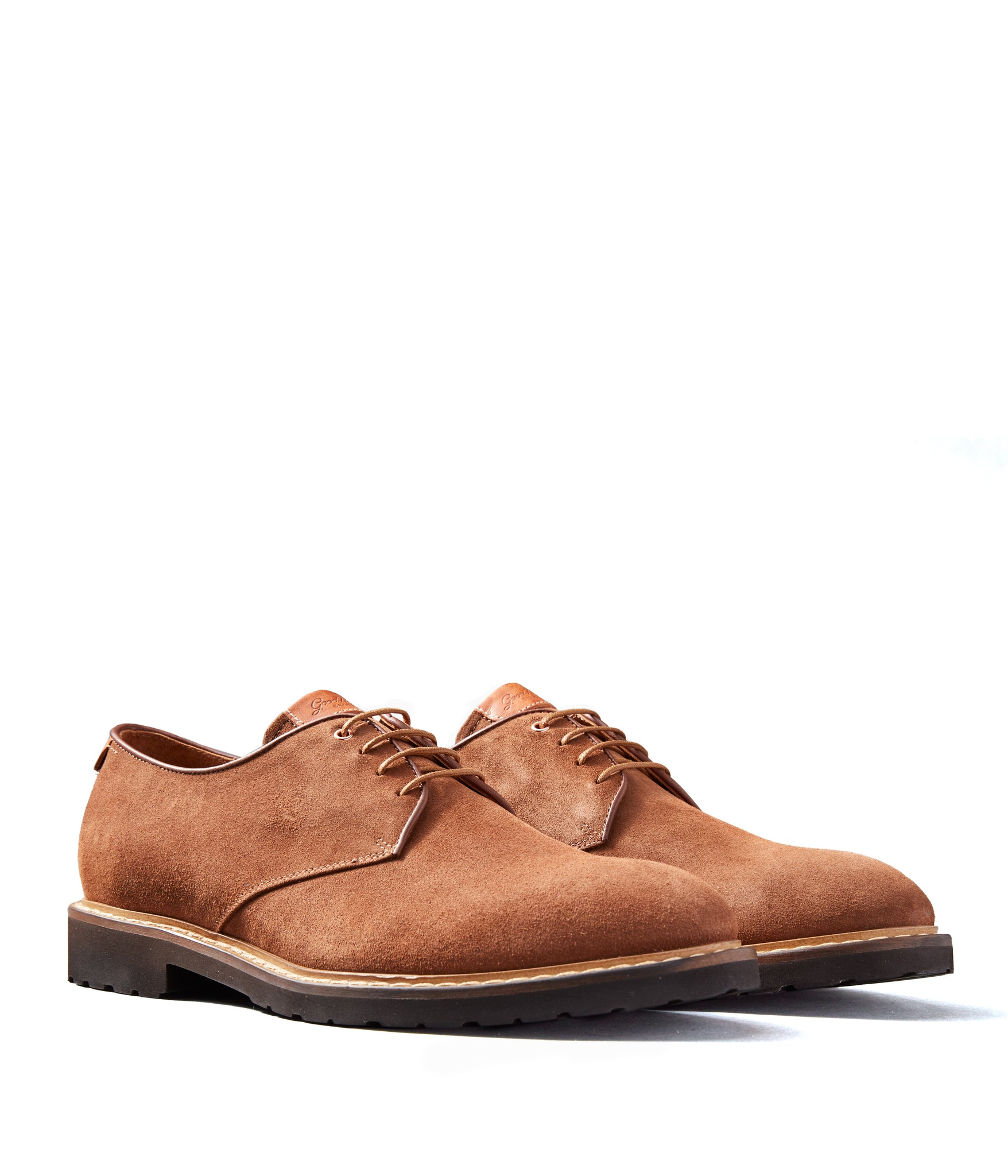 Derby Shoe - Snuff