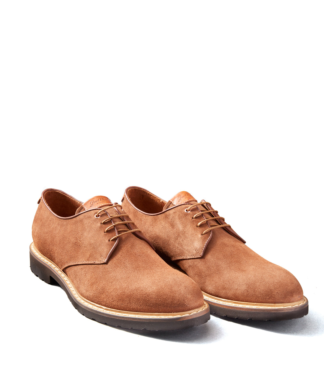 Derby Shoe - Snuff - Good Man Brand - Derby Shoe - Snuff