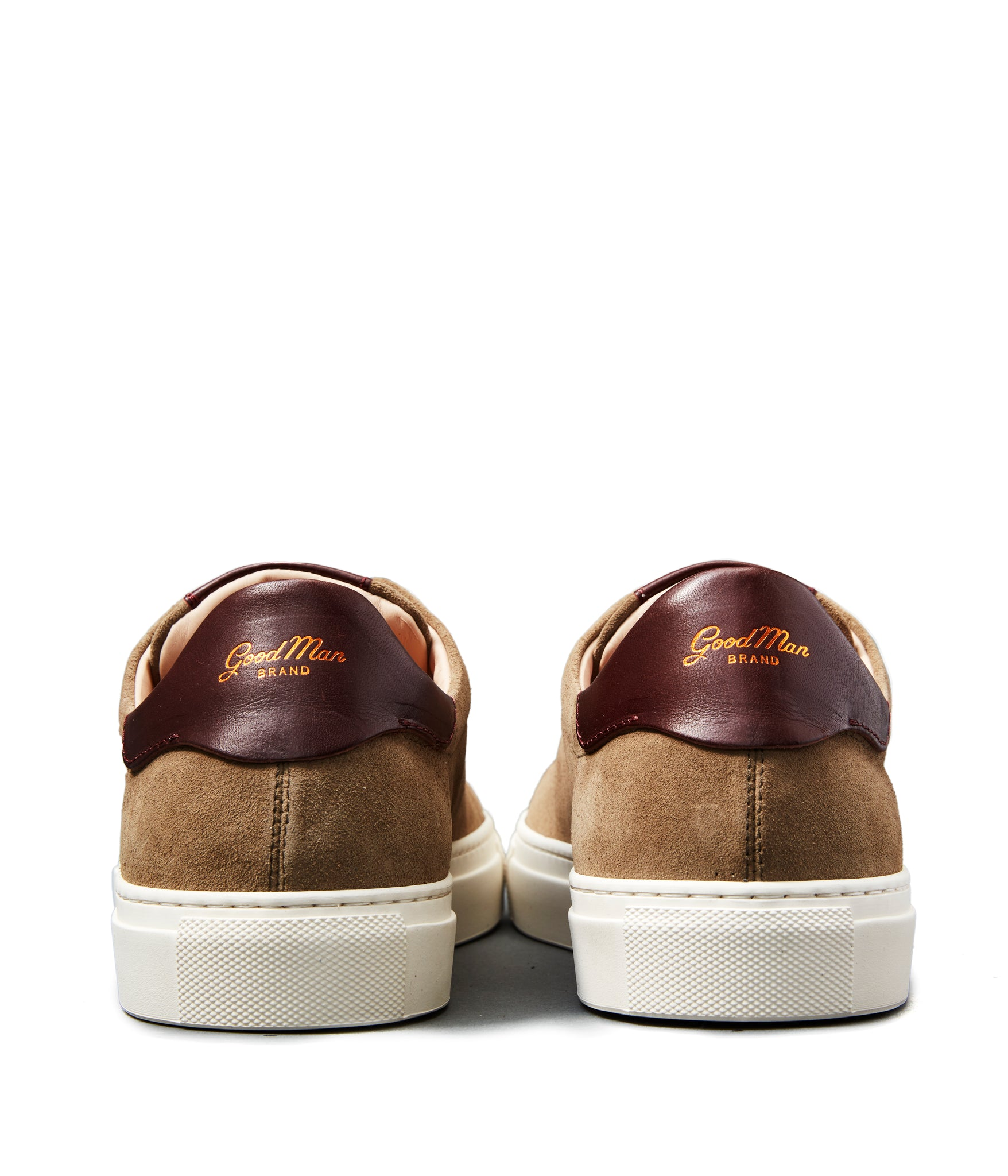 Legend Lo-Top Sneaker - Mouse / Vachetta