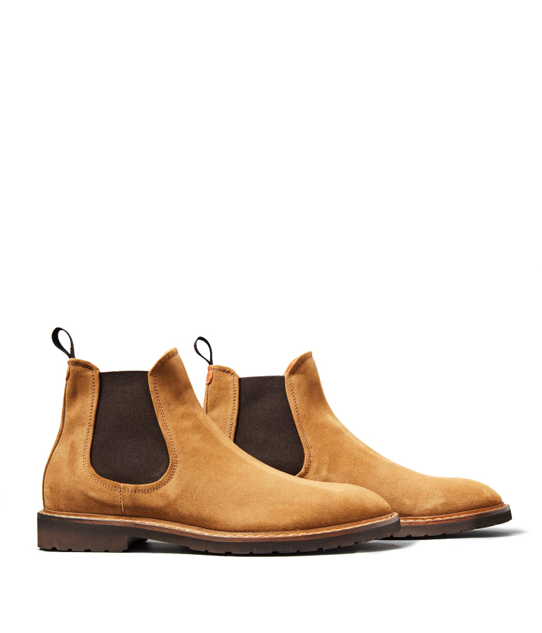 Chelsea Boot - Cuoio - Good Man Brand