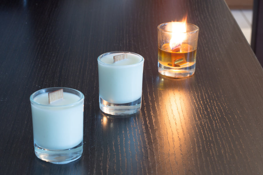 Safe 100% Soy Candle Burn Times