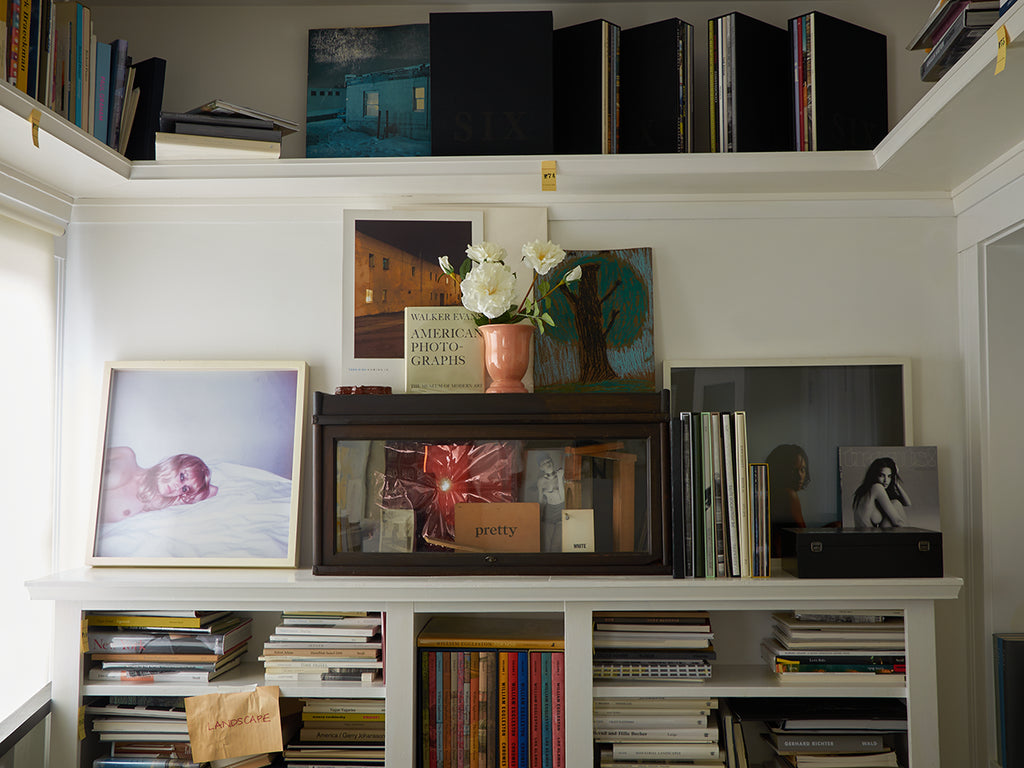 HOME LIBRARY SERIES: TODD HIDO by SEAN JERD