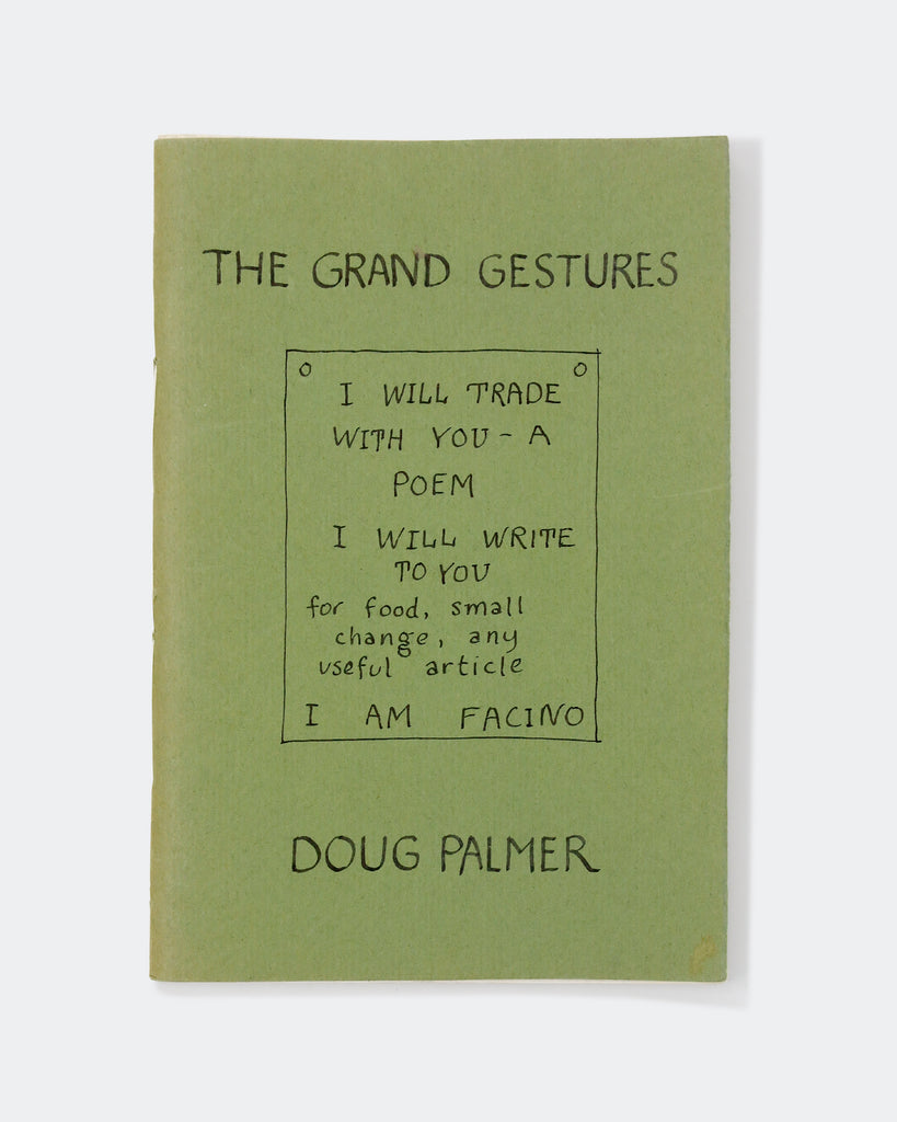 The Grand Gestures Cover