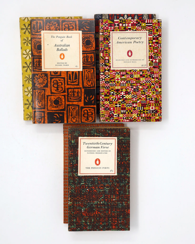 Penguin Poetry Series: Selection (c. 1958–1969)