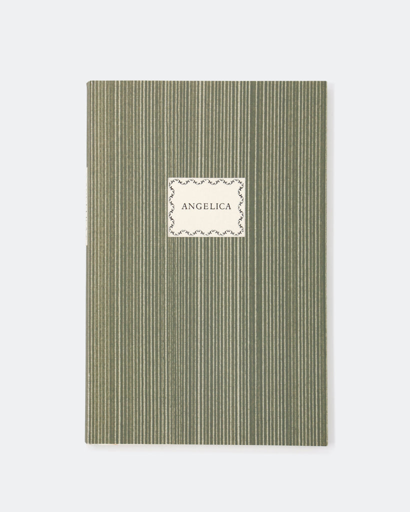 Angelica: Fragment from an Autobiography by James Laughlin