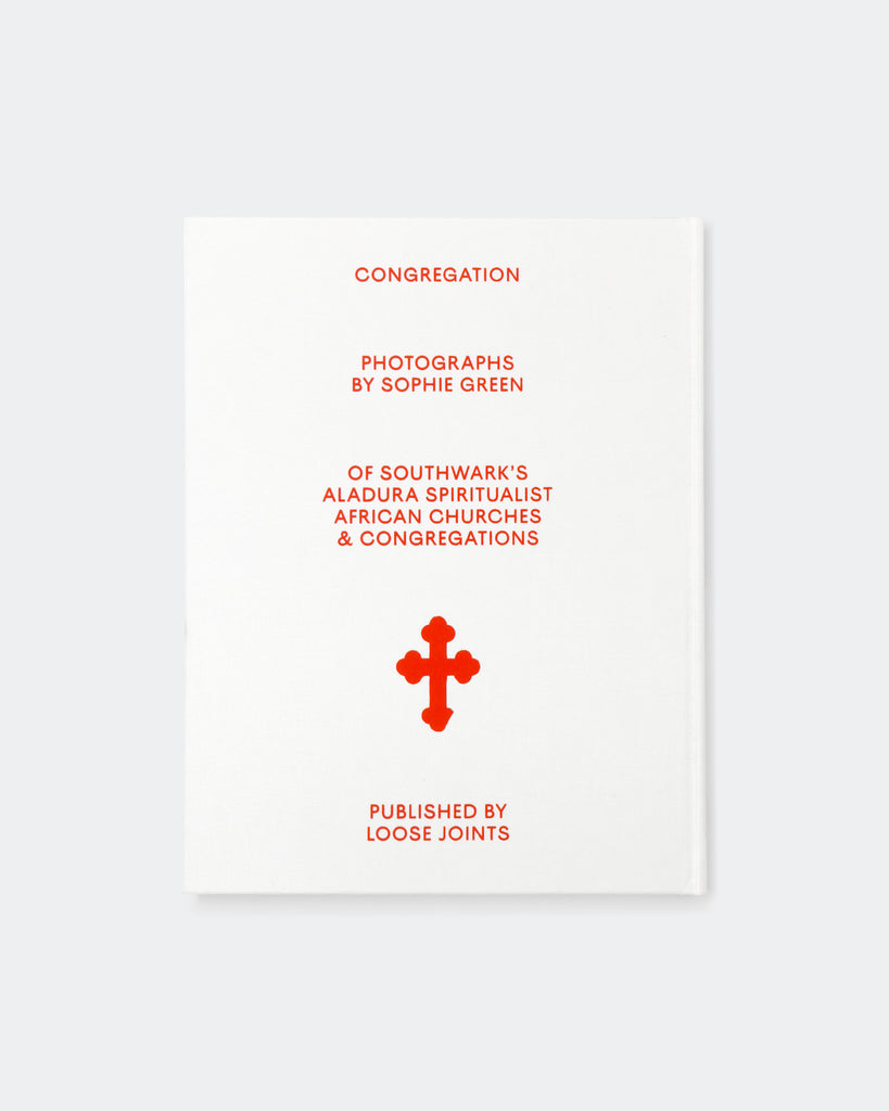 Congregation Back Cover