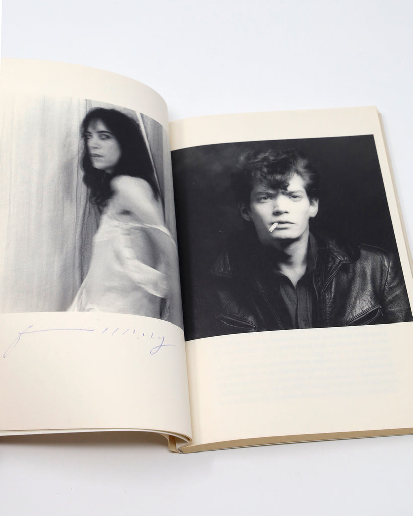 A SEASON IN HELL BY A. RIMBAUD (PHOTOGRAPHS BY ROBERT MAPPLETHORPE, ILL. BY PATTI SMITH)