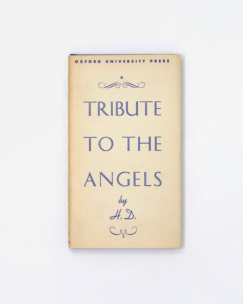 TRIBUTE TO THE ANGELS BY H.D.