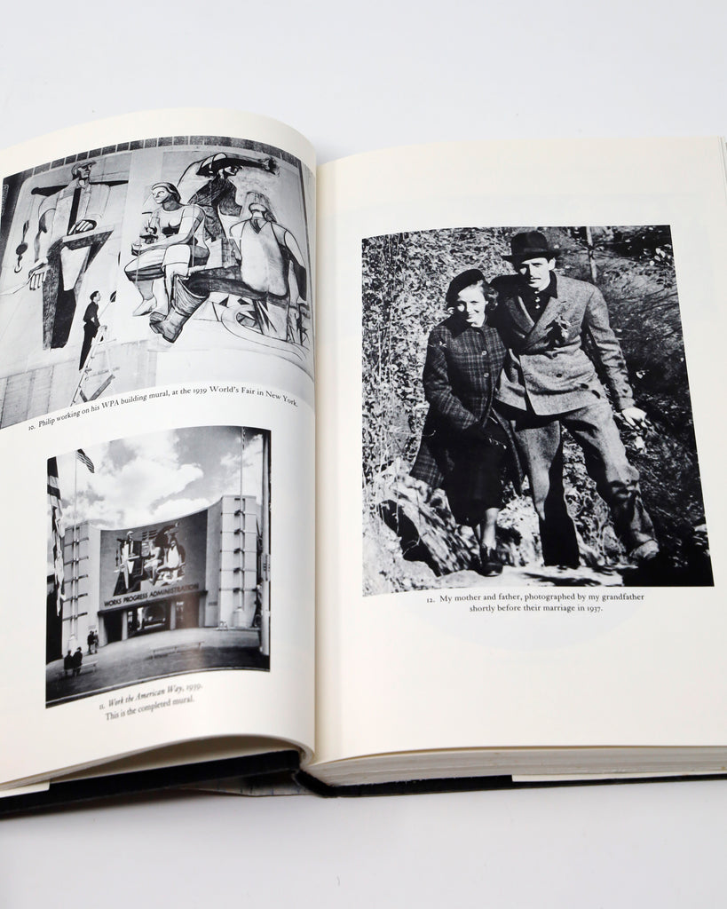 Night Studio: A Memoir of Philip Guston by his Daughter Musa Mayer