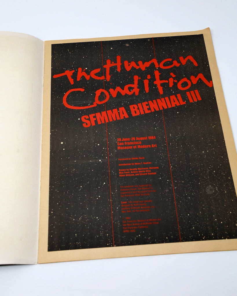 The Human Condition Title Page