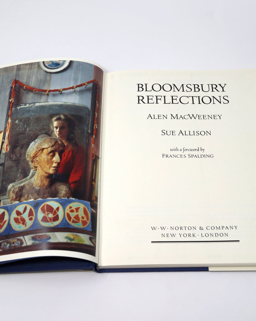 Bloomsbury Reflections by Alen MacWeeney and Sue Allison