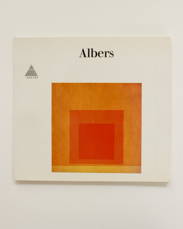 ALBERS by WERNER SPIES