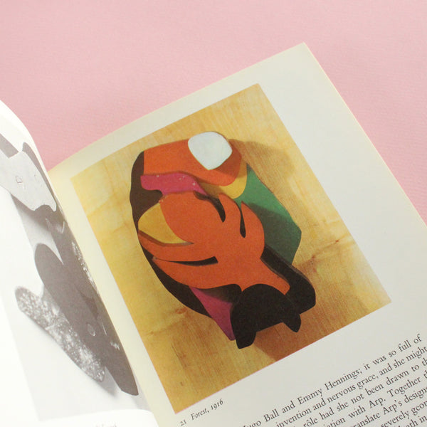 THE ART OF JEAN ARP by Herbert Read