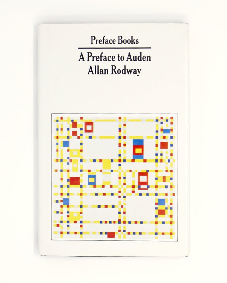 A Preface to Auden by Allan Rodway