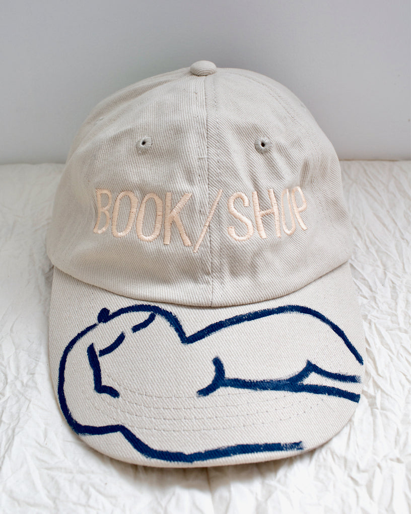 ILLUSTRATED BOOK/SHOP CAP by BFGF