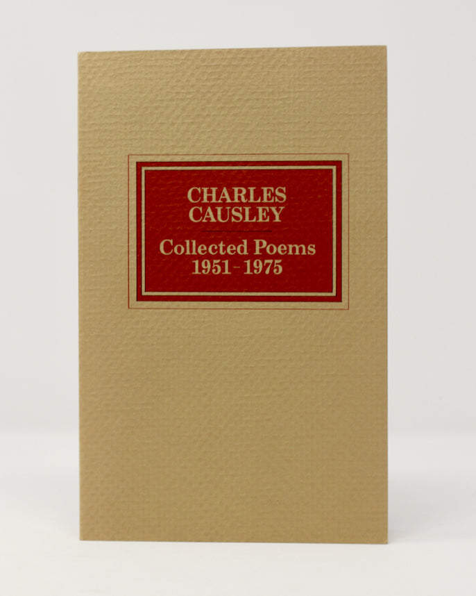 Collected Poems 1951-1975 by Charles Causley