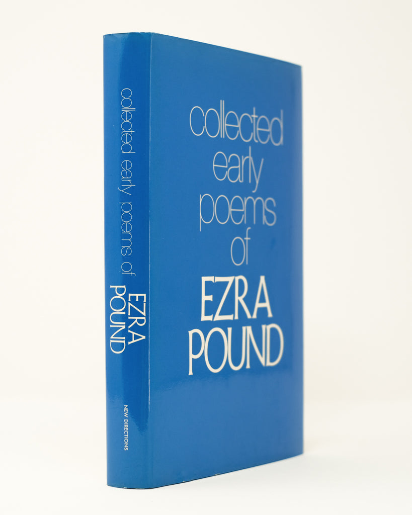 Collected Early Poems by Ezra Pound