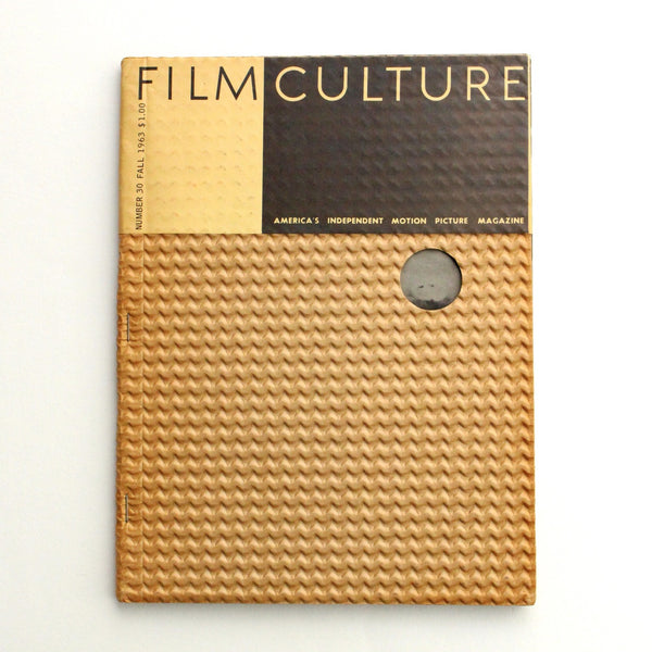 FILM CULTURE ISSUE 30: METAPHORS ON VISION, Mekas, Brakhage, Maciunas, Fluxus
