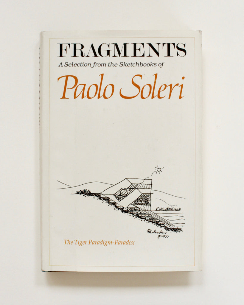 FRAGMENTS by Paolo Soleri