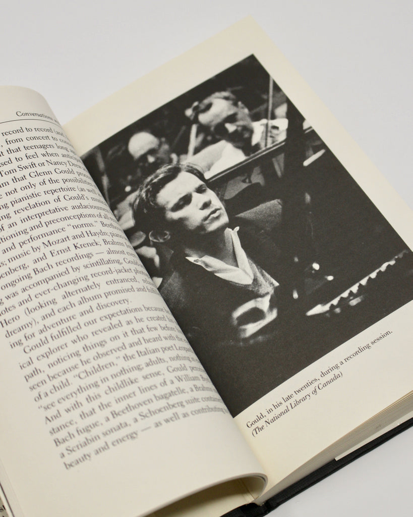 Conversations With Glenn Gould by Jonathan Cott