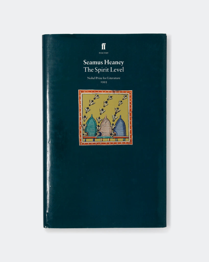 Seamus Heaney The Spirit Level Cover