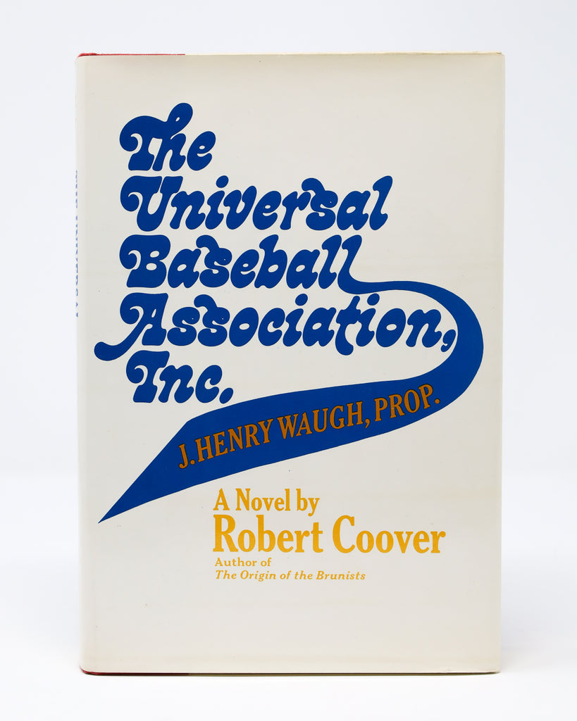 The Universal Baseball Association Inc. by Robert Coover