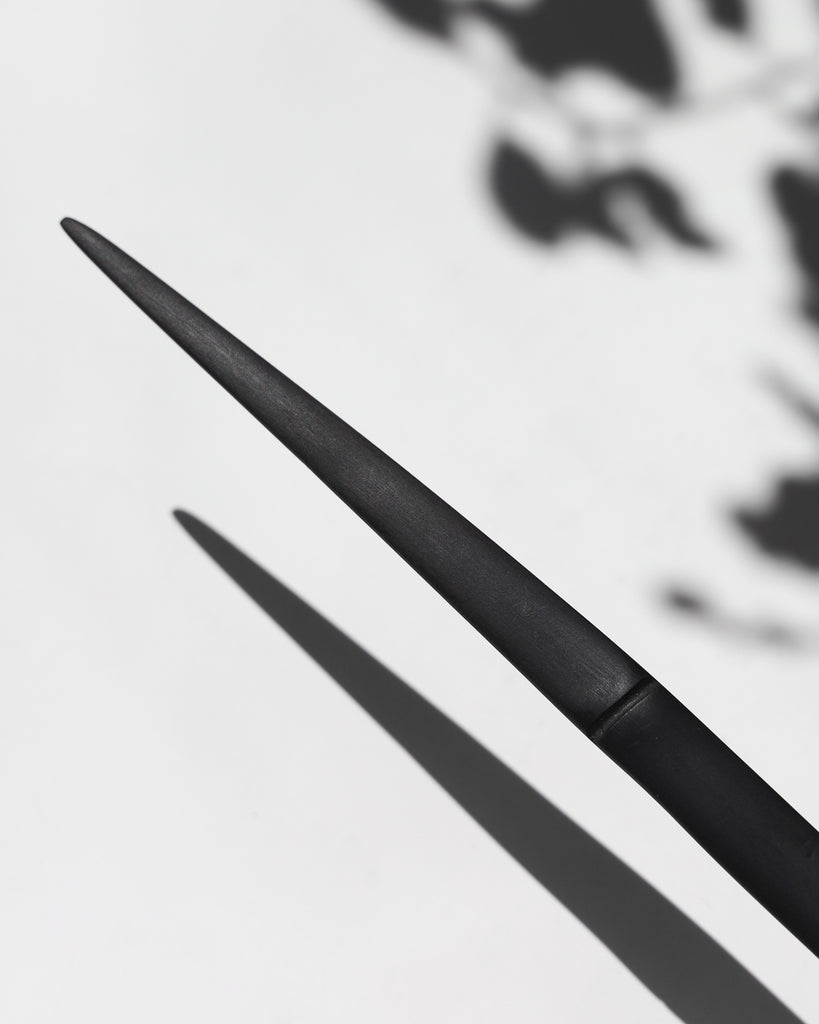 Ebony Wood Letter Opener