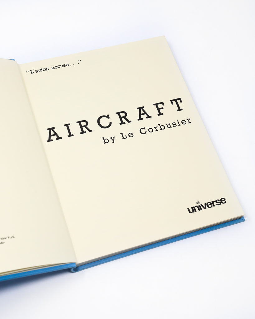 Aircraft by Le Corbusier