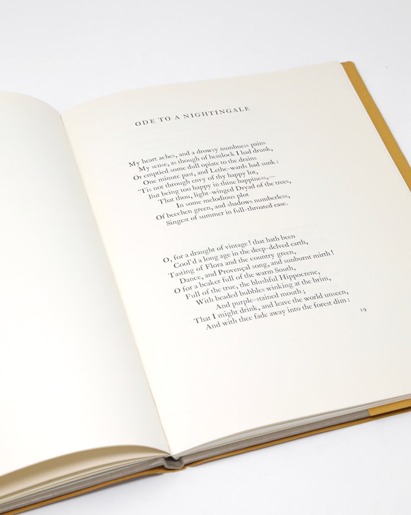 The Odes of Keats by Robert Gittings