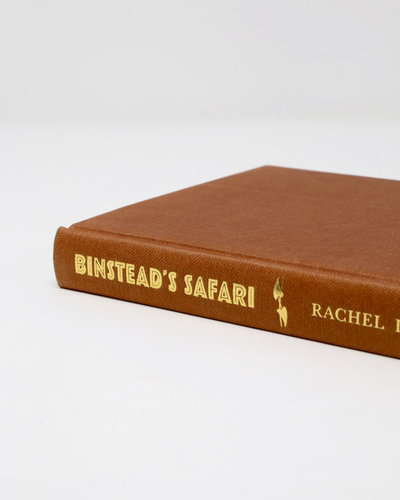 Binstead's Safari by Rachel Ingalls