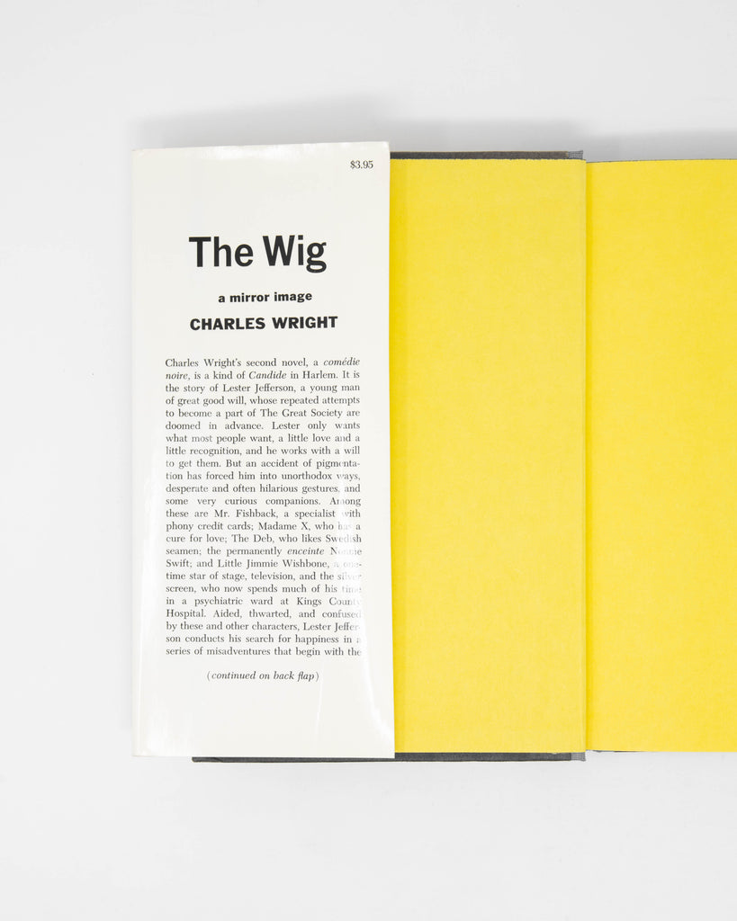 The Wig: A Novel by Charles Wright