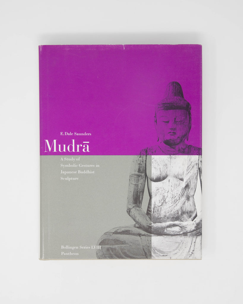 Mudrā by E. Dale Saunders