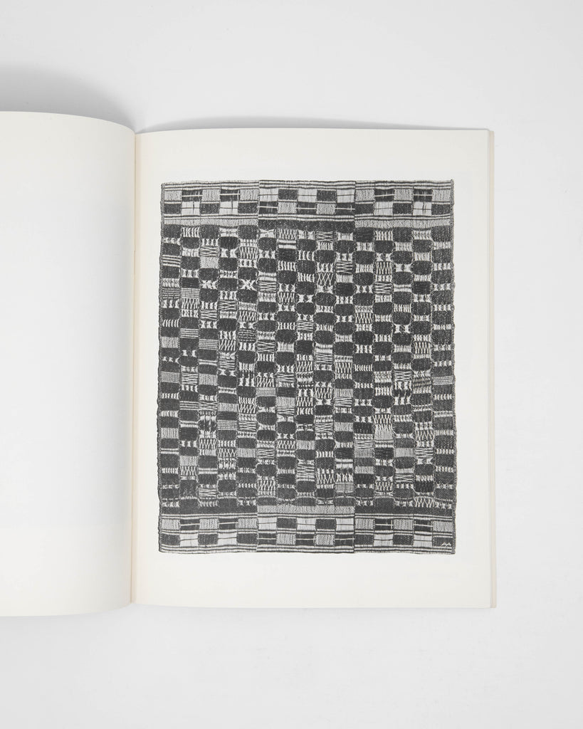 Pictorial Weavings by Anni Albers