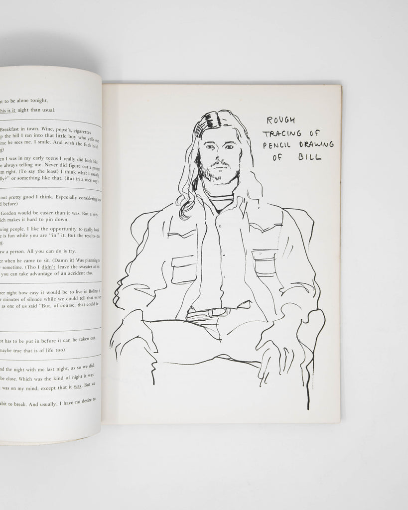 Bolinas Journal by Joe Brainard
