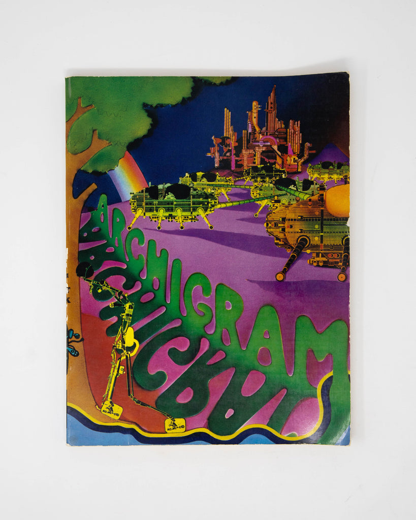 Archigram Edited by Peter Cook