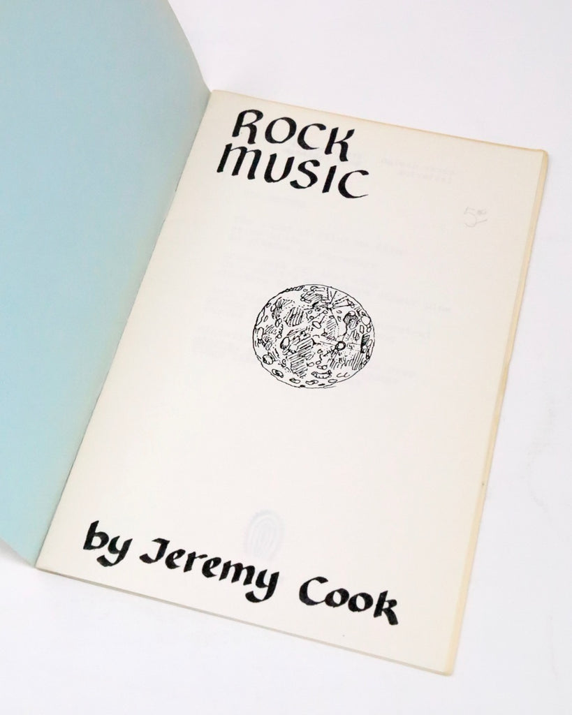 Rock Music by Jeremy Cook