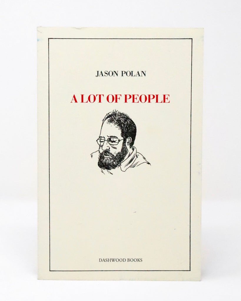 A Lot of People by Jason Polan
