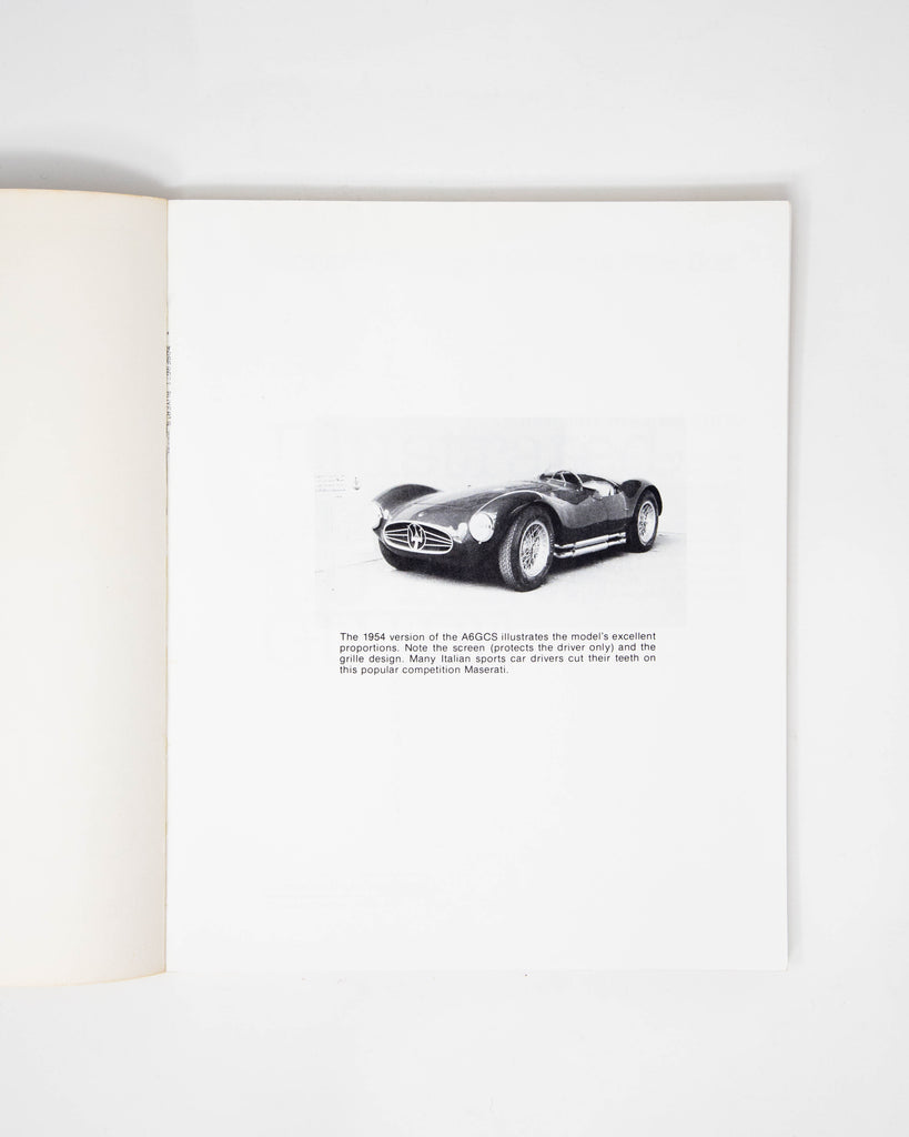 Illustrated Maserati Buyer's Guide - Richard Crump & Rob de la Rive Box