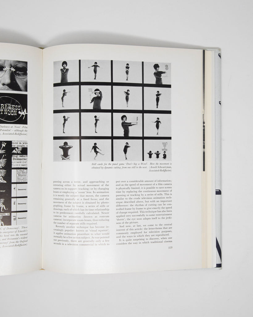 Alphabet 1964; International Annual of Letterforms - James Moran Limited
