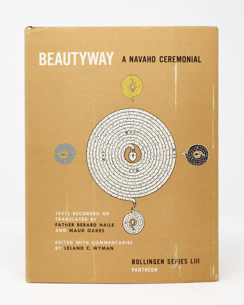 Beautyway: A Navaho Ceremonial by Haile, Oakes, and Wyman