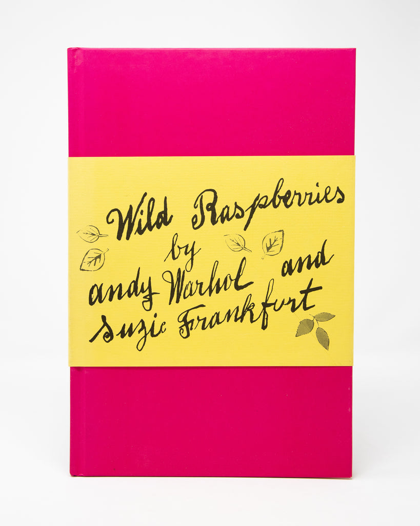 Wild Raspberries by Andy Warhol and Suzie Frankfurt
