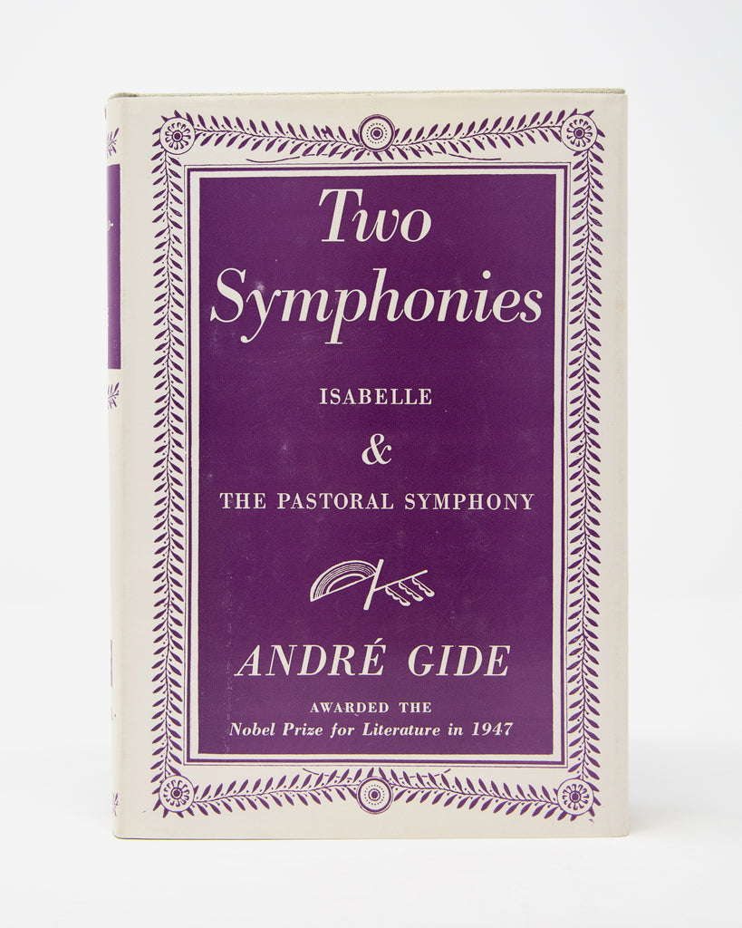 Two Symphonies by André Gide