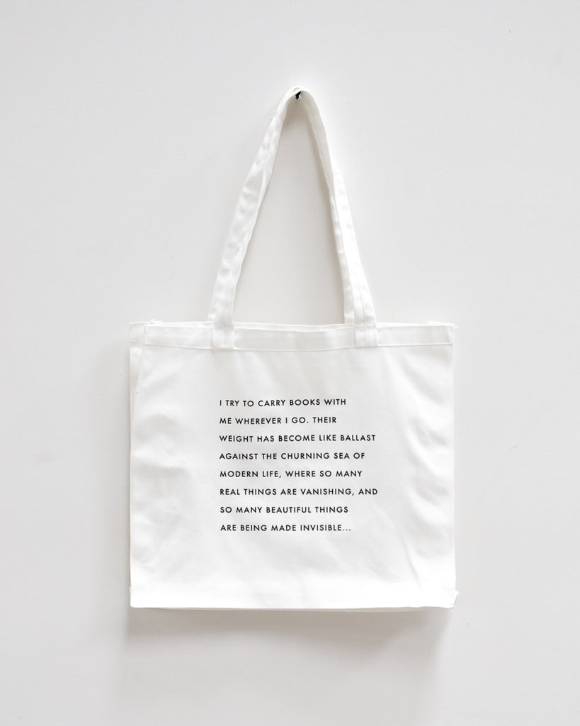 "The ""Ballast"" Quote Tote"