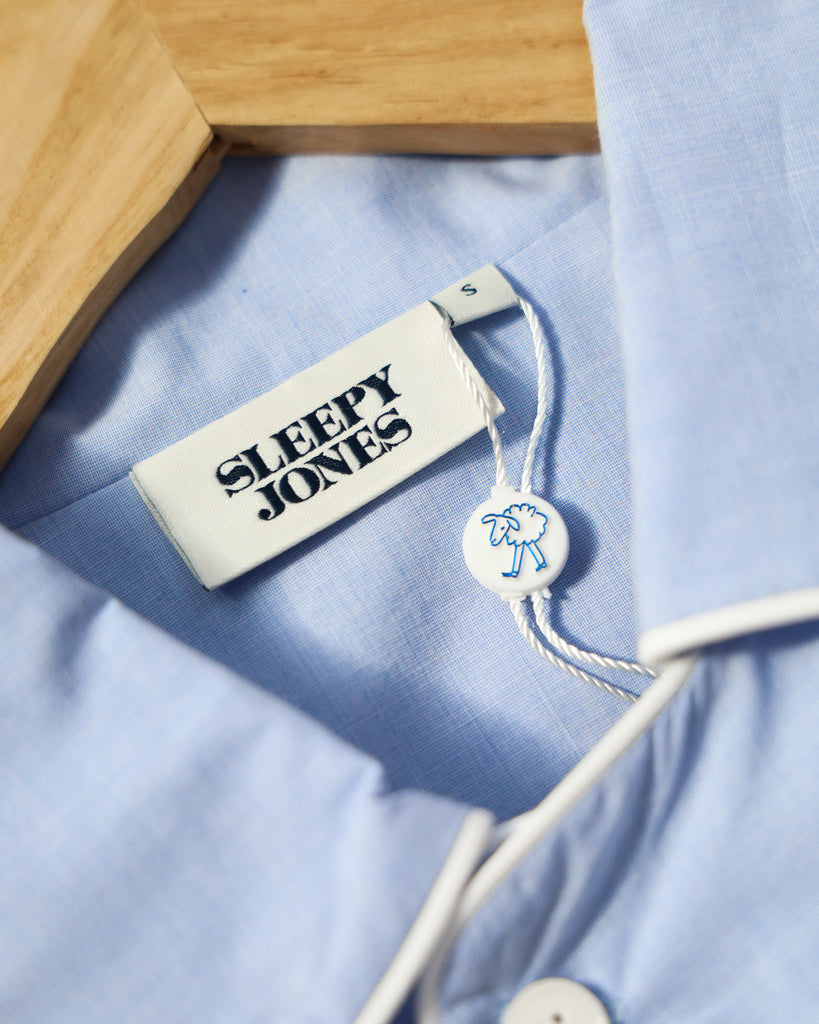 BOOK/SHOP X SLEEPY JONES: THE READING SUIT (BLUE)