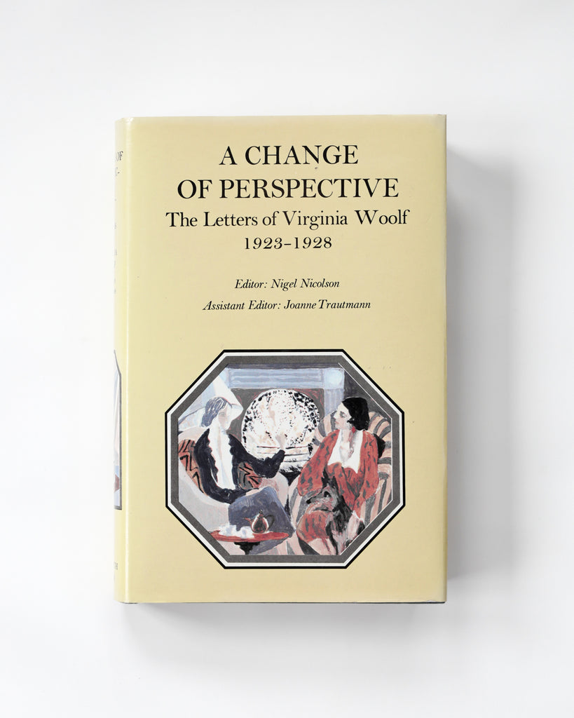 A Change of Perspective; Edited by Nigel Nicolson